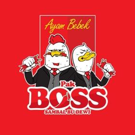 Ayam Bebek Pak Boss