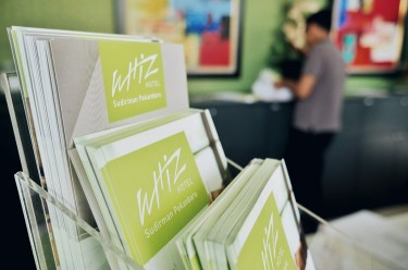 Whiz Hotel, Simplicity With Style