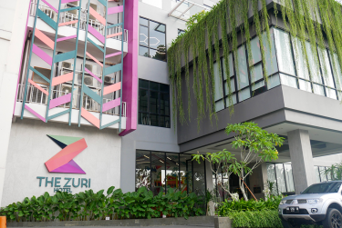 The Zuri Hotel Pekanbaru, The Tallest Millenial Hotel